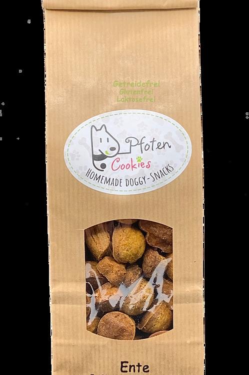 Ente-Süßkartoffel-Kürbis