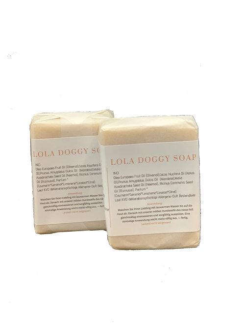 Lola Doggy Soap