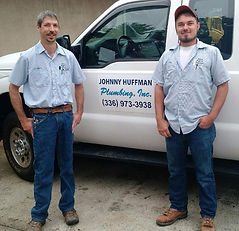 Johnny Huffman Plumbing Co. Inc. Crew
