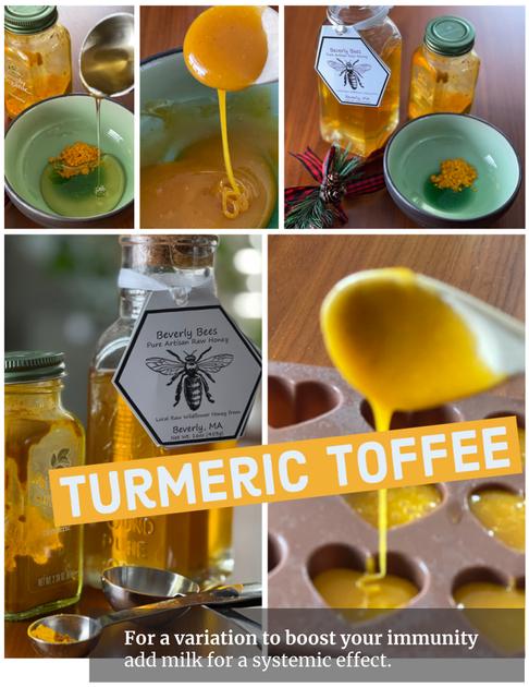 Turmeric Toffee