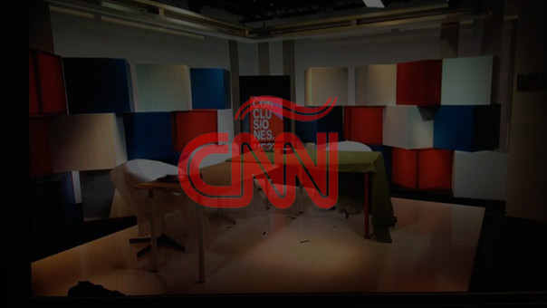 CNN NEWS SETS