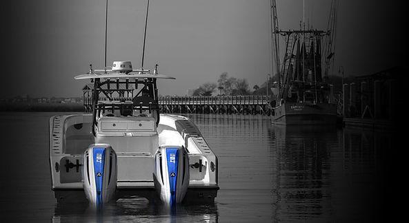 Alfadan Inc High Performance Outboard engine boat engine