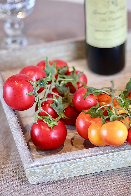 Tomates grappes décoratives