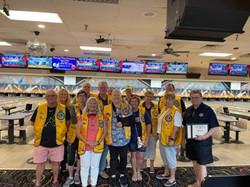 Jax Beach Lions Bowl-a-rama 2021