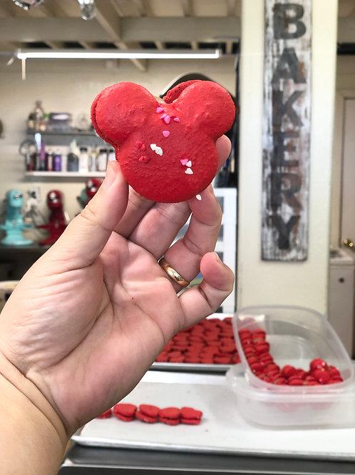 Mickey Macarons