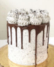 "6"" Cookies and Cream Cake AVAILABLE in t"