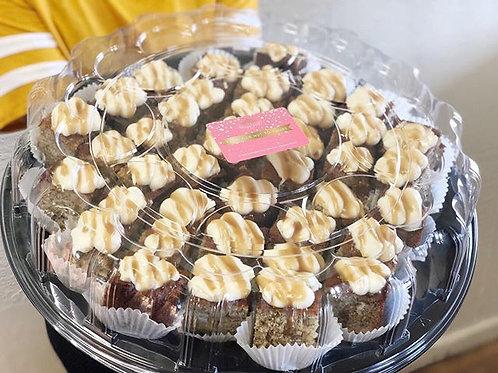 Cake Bites Platter