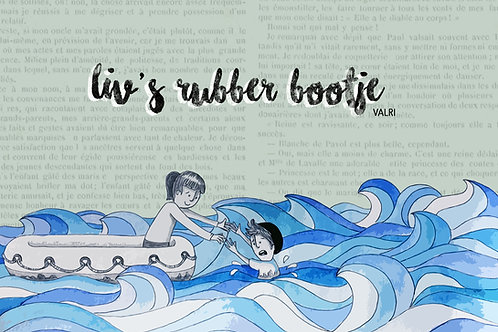 Liv's Rubber Bootje (NL)