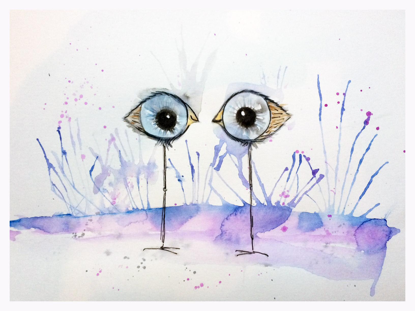 Bird's eye II - 2017
