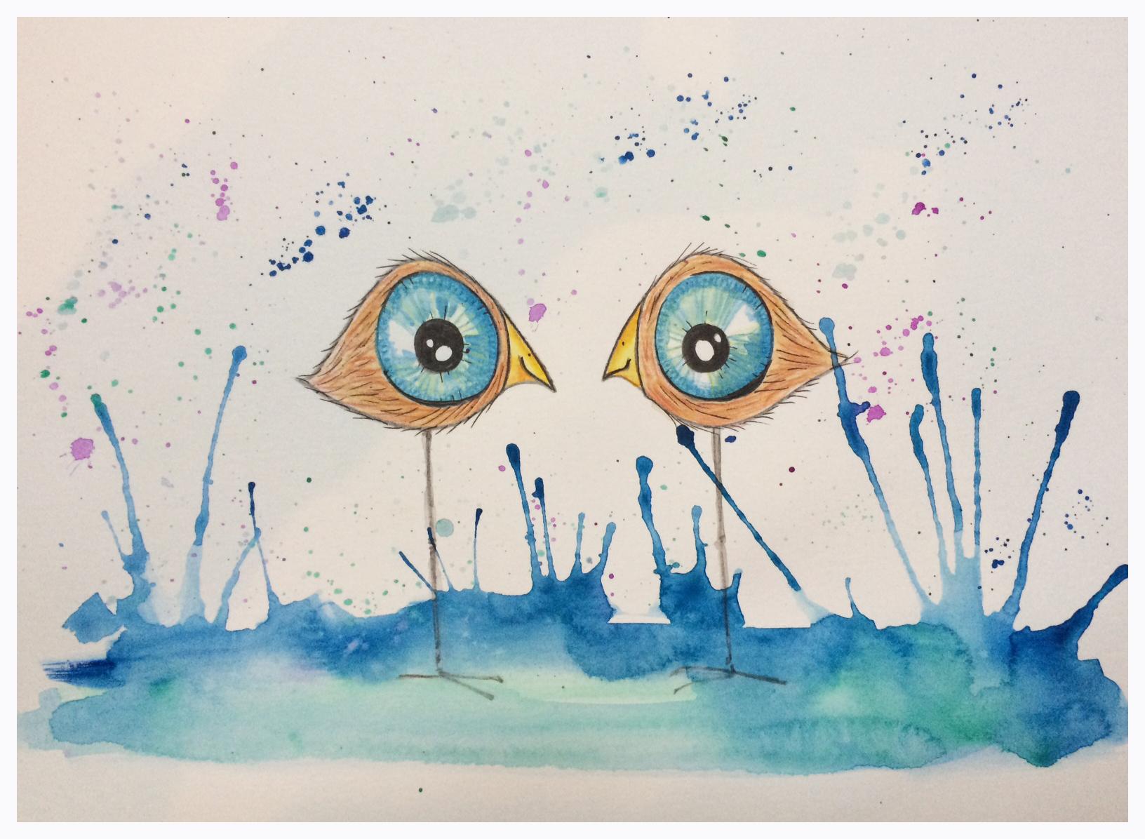 Bird's eye III - 2017