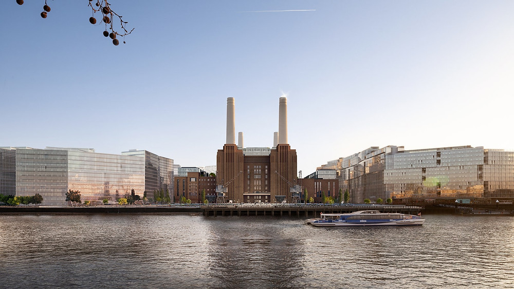 Rafael Viñoly  Battersea Power Station AD Architectural Digest