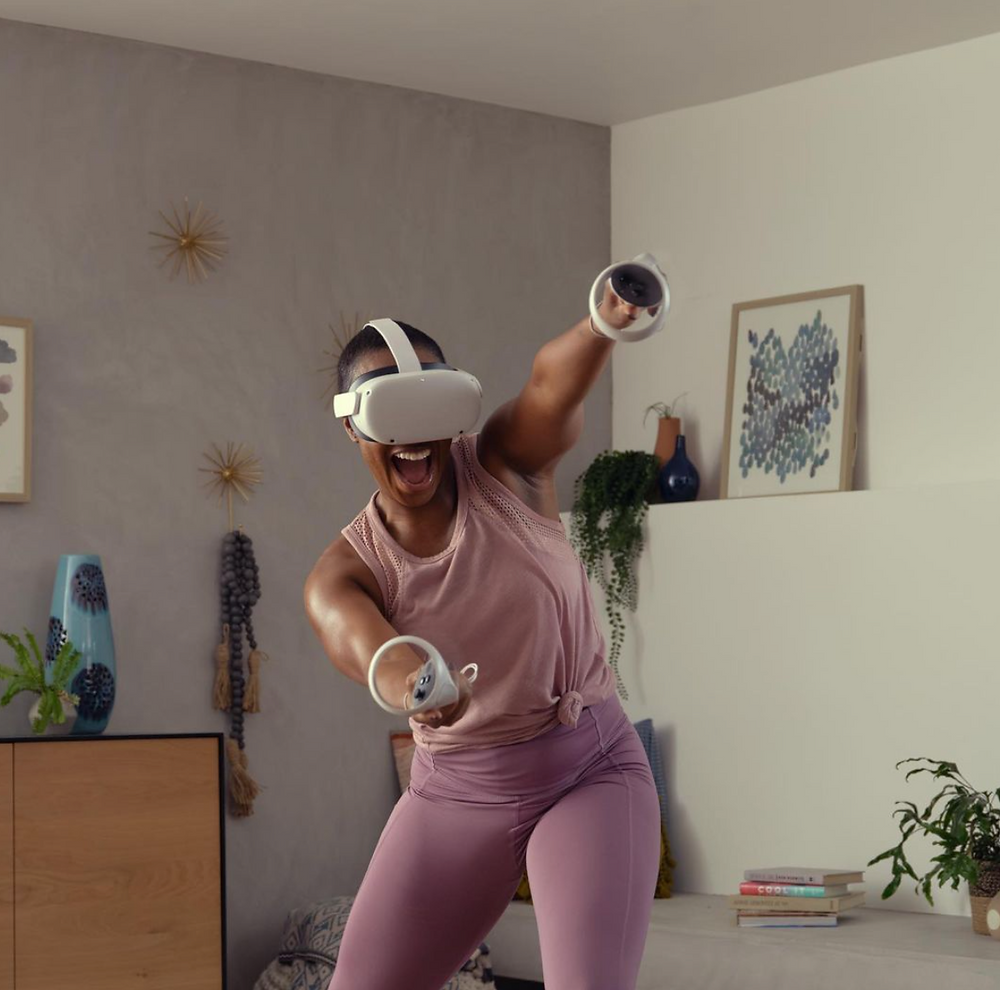 Supernatural VR Fitness