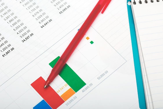 budget and finance tracking information for real estate investing