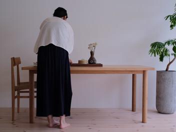 ダイニングテーブル。