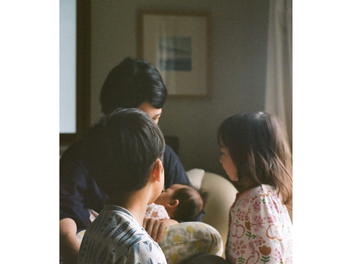 家族写真の日。