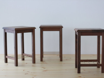 """table & stool"""