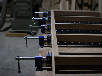 「台輪と座枠」