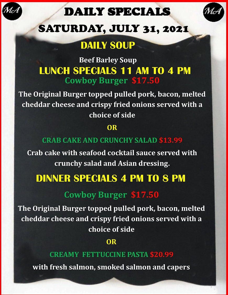 Saturday, July 31, 2021 Maple Avenue daily specials.jpg