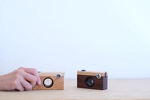 木のカメラ ルークファニチャー 一宮