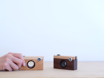 「木のカメラ」