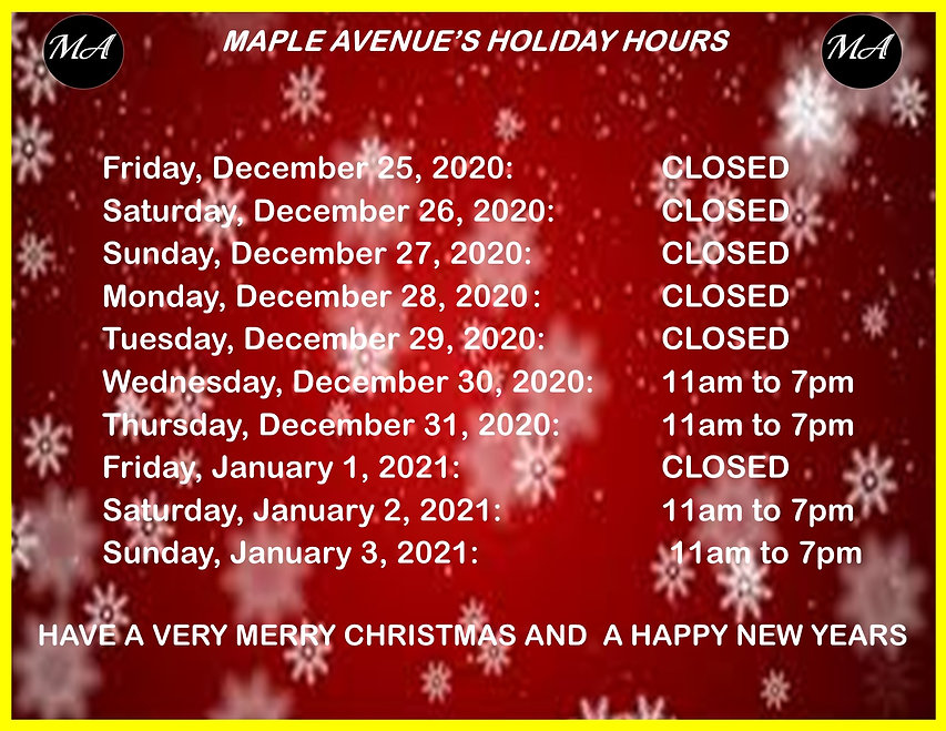 Holiday Hours 2020 Rev 1.jpg