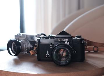 Nikon F2 & Leica M4