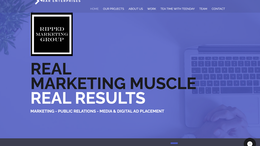PROJECT: RIPPED MARKETING GROUP