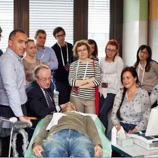 April, 2018. 23rd European Neurosonology and Cerebral Hemodynamics meeting (Prague, Czech Republic)