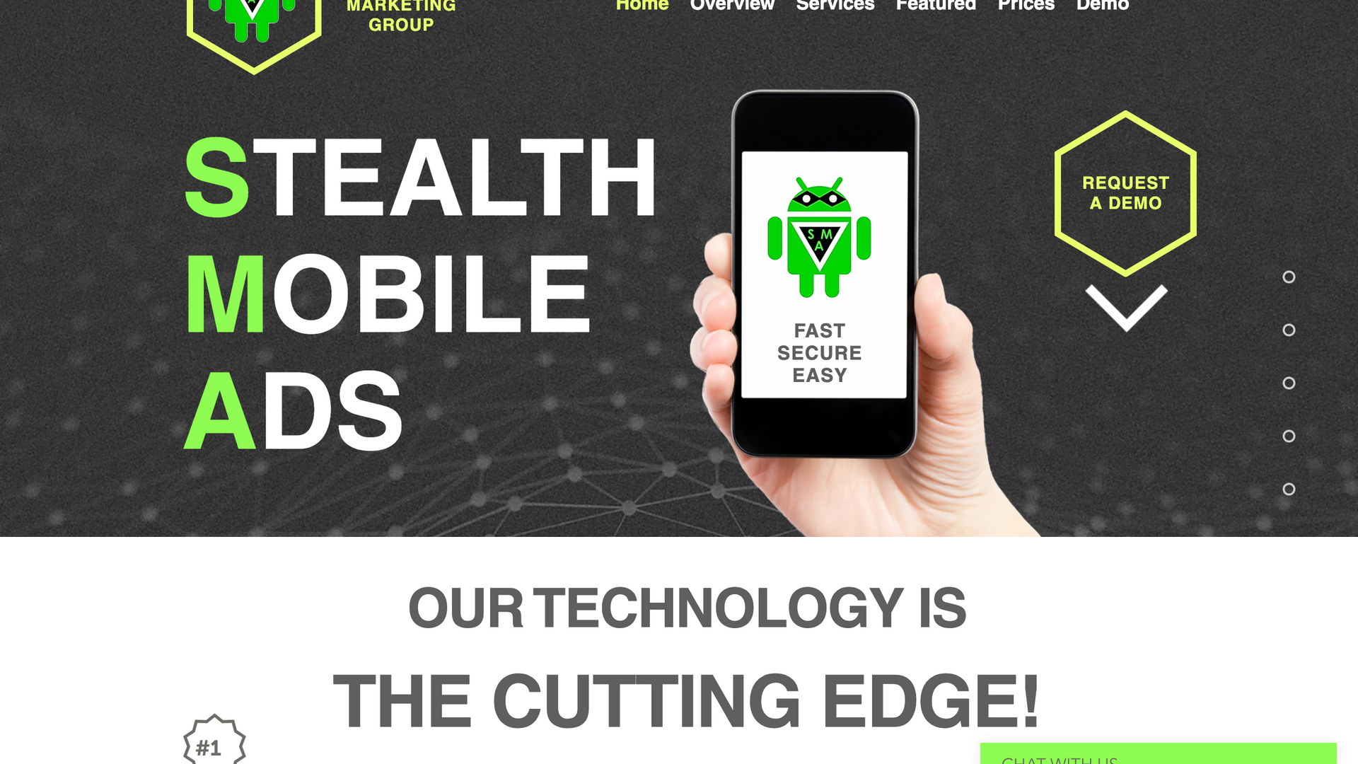 PROJECT: Stealth Mobile Ads