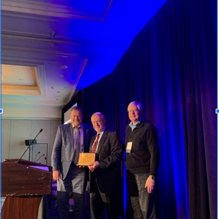 March 7, 2020 r. Razumovsky received Lifetime Achievement Award in Neurosonology during 43rd Annual meeting of the American Society of Neuroimaging
