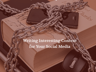 5 Secrets Revealed - How to Write Interesting Content for Your Social Media