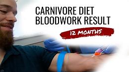 Carnivore Diet Result: 12 Months Bloodwork