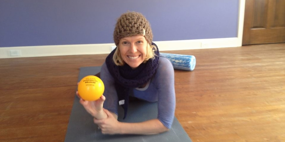 Myofascial Release Self-Care w/ Katie Begins