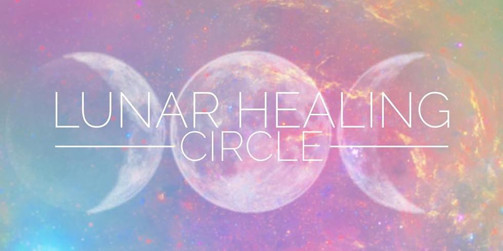 Full Moon Lunar Healing Circle
