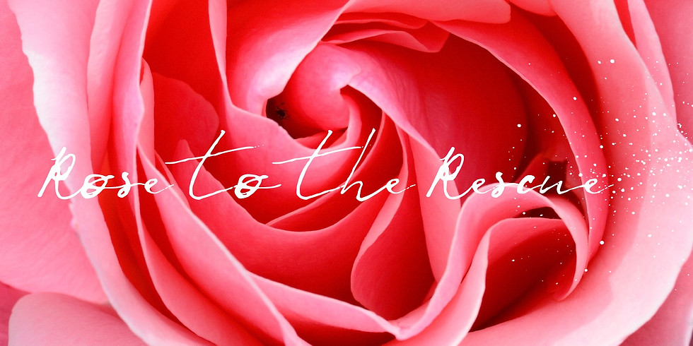 Rose to the Rescue | Heart Chakra Healing Sessions