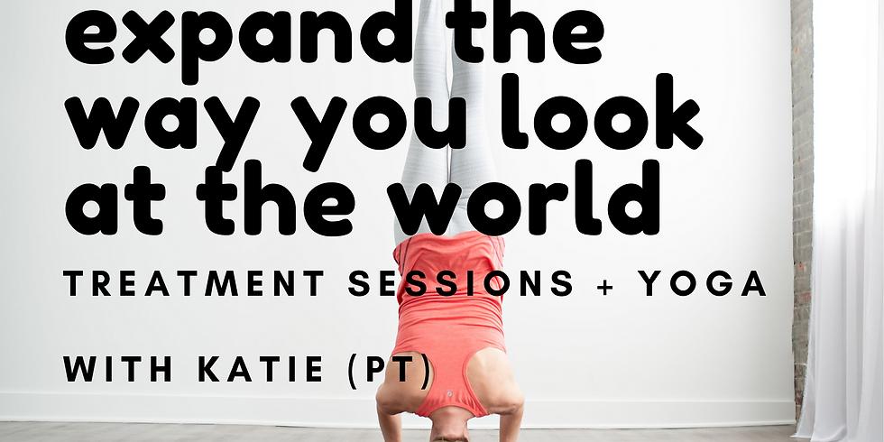 Expand Your Bandwith Yoga