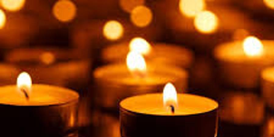 Candlelight Flow Begins w/ Katie