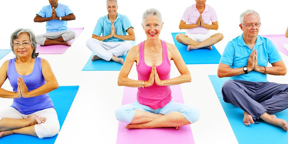 Yoga for Active Seniors