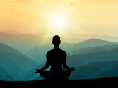 Committing to a Daily Meditation Practice {and actually sticking to it}