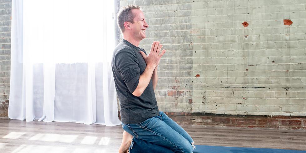 Starting Yoga Workshop w/ Anthony