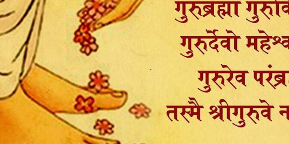 Guru Purnima Annual Celebration