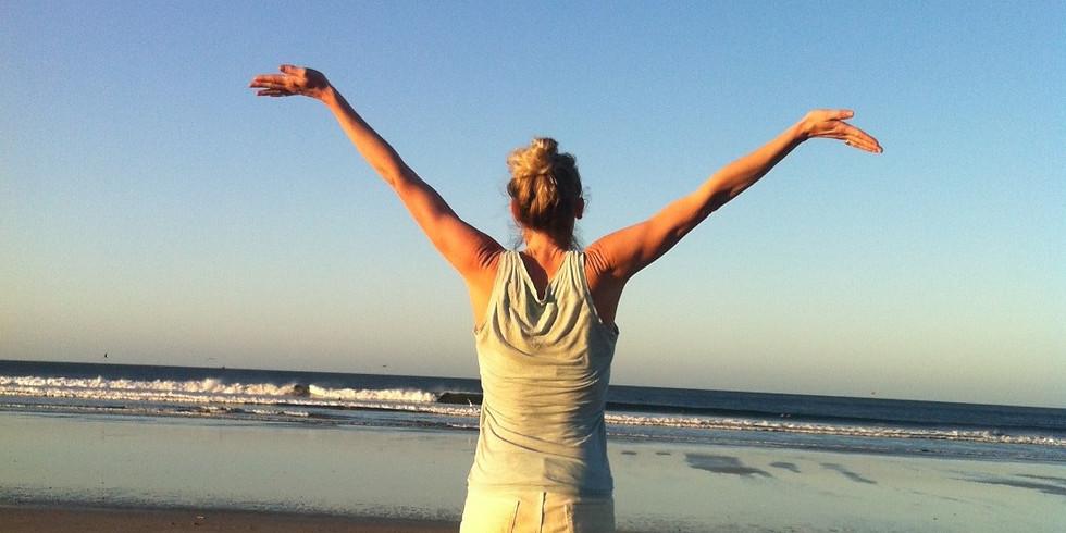 Sanity Yoga & Reiki Relief BEGINS!