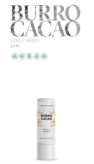 LINEA MIELE - Burrocacao