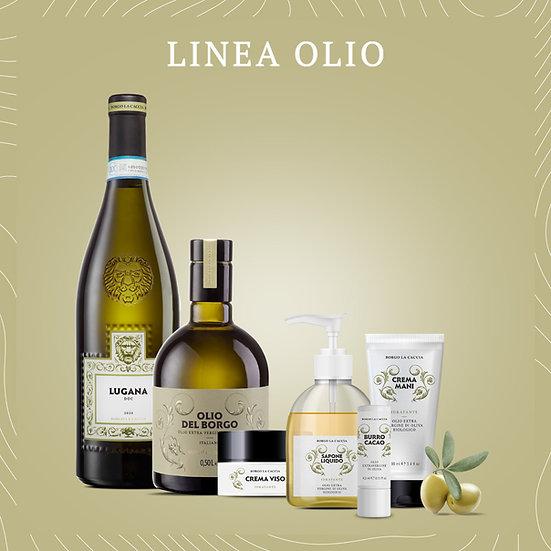 BEAUTY LINEA OLIO EXTRAVERGINE DI OLIVA BIOLOGICO