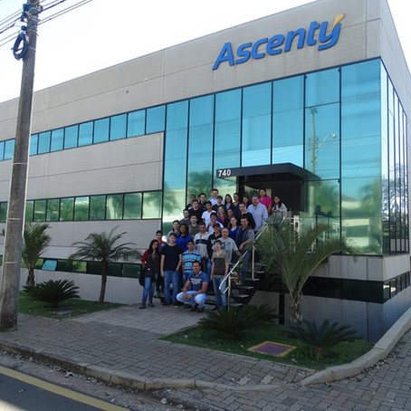 VISITA TÉCNICA ASCENTY CAMPINAS/SP