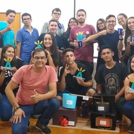 VICE-CAMPEÃ PROJETO PULSAR