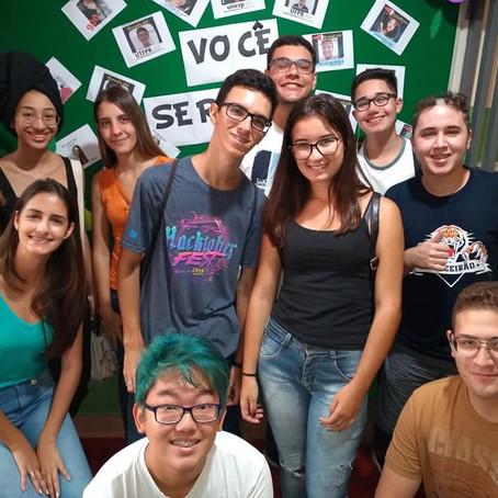 ENCONTRO NOVOS E EX-ALUNOS