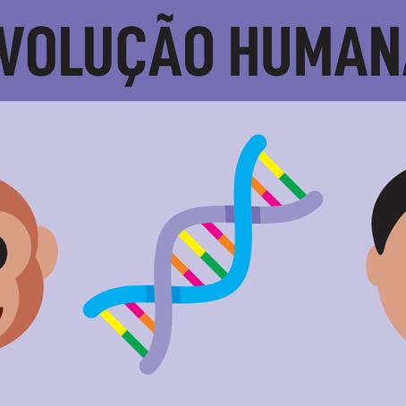 EVOLUÇÃO E HISTÓRIA DA HUMANIDADE