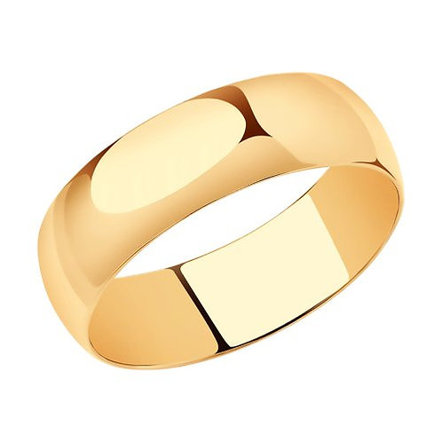 Кольцо обручальное 5мм