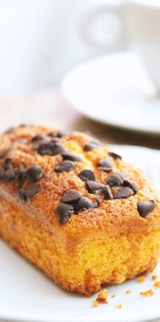 Mini Cake de Cenoura, Cuore di Cacao